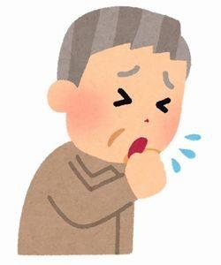 花粉症で咳と痰