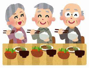 高齢者の食事・栄養管理